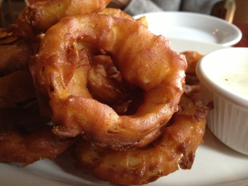 Curried Onion Rings
