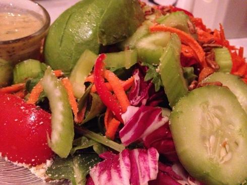 Conehead Salad