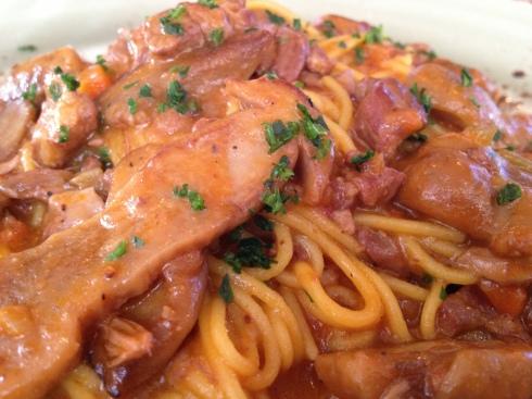 Duck Ragu Pasta
