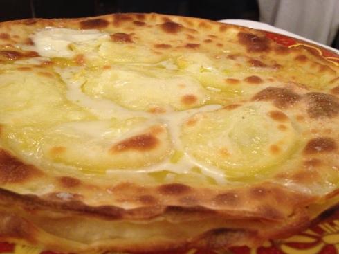 Cheese Focaccia