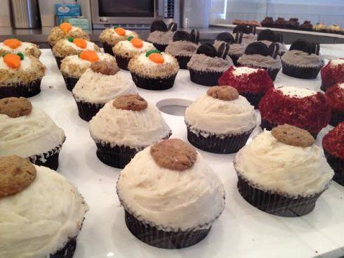 Crumbs GF Cupcakes