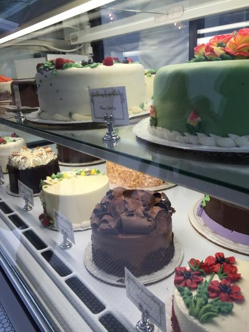 GF cakes